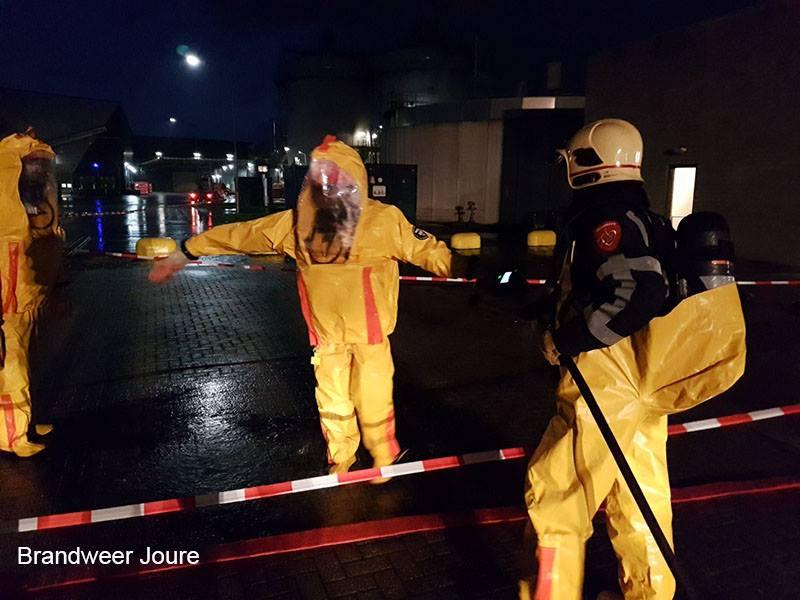 P 1 (inci-04) Ongeval binnen (NB:Klein OGS) 0264-0138 Omrin Afvalsturing Friesland De Dolten 11 Heerenveen 026531 (3)